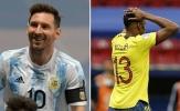 Bị Messi trêu chọc, Yerry Mina phá vỡ im lặng