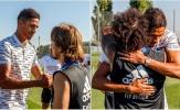 Động thái cuối cùng của Varane với Real Madrid