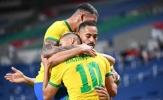 1 bàn thắng định đoạt cả kết cục, Brazil tiến vào bán kết