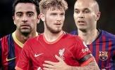 Cựu sao Liverpool chỉ ra ngôi sao mang hình bóng Xavi và Iniesta