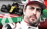 Cựu vô địch Alonso trở lại đường đua F1 sau hơn 3 năm