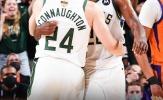 Kết quả NBA 15/7: Booker - Middleton tranh tài, Bucks có trận đấu nghẹt thở với Suns