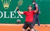 Tsitsipas lần đầu vô địch Monte Carlo