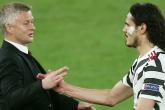 HLV Solskjaer: 'Man United vào chung kết là nhờ Cavani'