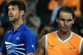 Video Nadal 'lực bất tòng tâm' trước Djokovic