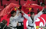 Cơn mưa huy chương từ Taekwondo Việt Nam