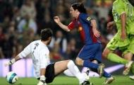 Cầu thủ khiếm thị đi bóng và ghi bàn như Messi