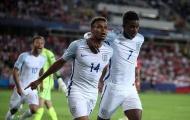 Vùi dập Ba Lan, U21 Anh giành vé vào bán kết