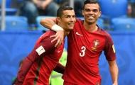 Ghi bàn tằng tằng, Ronaldo đạt thêm cột mốc mới