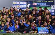 Lịch thi đấu V-League 2018: ĐKVĐ Quảng Nam tiếp Sài Gòn FC trên sân Tam Kỳ