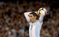 Di Maria từng điều trị tâm thần sau thất bại của tuyển Argentina