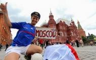 Bất ngờ với chàng blogger vượt 3 ngàn cây số đến Nga hết mình vì tuyển Pháp