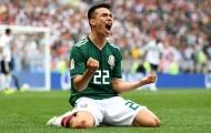 Lozano ghi bàn, cả nước Mexico nhảy ăn mừng dẫn đến... động đất