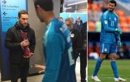 Theo đạo Hồi không bia rượu, thủ môn Ai Cập từ chối giải thưởng từ nhà tài trợ