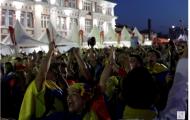Fan Colombia mang vũ khúc salsa khuấy đảo nước Nga