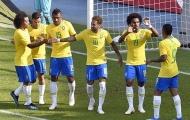 10 đội tuyển được hâm mộ nhất trên mạng xã hội tại World Cup 2018