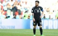 Mạng xã hội SỐC toàn tập khi Messi không thể 'cứu vớt' Argentina