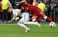 Ramos kỉ niệm nỗi đau khổ của Salah