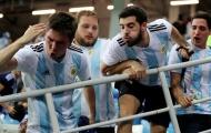 Messi và đồng đội thua đau, bộ trưởng an ninh Argentina vào cuộc