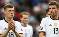 Mạng xã hội bùng nổ sau chiến thắng nghẹt thở của Đức trước Thụy Điển
