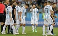 Nigeria sẽ tiễn Messi và Argentina về nước
