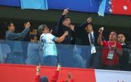 Maradona trả 8 ngàn bảng truy tìm kẻ đòi 'giết' mình