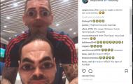 Ramos làm fan 'chết đứng' với ảnh chúc ngủ ngon