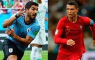 2 nút thắt định đoạt trận đấu Uruguay - Bồ Đào Nha