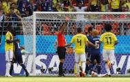 Trước thềm đại chiến với Anh, sao Colombia bị IS sờ gáy
