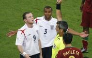 Top 5 thẻ đỏ khủng khiếp nhất lịch sử World Cup