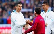 Vợ chồng ra tòa vì... Ronaldo và Messi