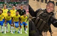 Trước thềm đại chiến tuyển Bỉ, Neymar rủ đồng đội... chơi CS:GO