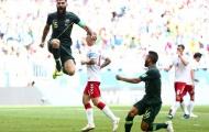 Những màn ăn mừng độc dị nhất World Cup 2018
