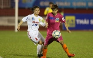 Vòng 13 VĐGQ nữ 2018: Hà Nội sẽ vô địch lượt về