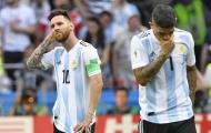 07h00 ngày 17/11, Argentina vs Mexico: Trận đánh của những kép phụ