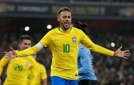 Neymar nổ súng, đánh bại người đồng đội cũ Suarez tại London