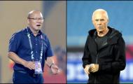 Thầy Park đã 'dạy' Eriksson một bài học đắt giá về bóng đá Đông Nam Á