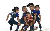 Nhìn một tấm ảnh, NHM Đông Nam Á lo sợ Malaysia bại trận trước Việt Nam