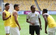 Chưa đấu Việt Nam, HLV Malaysia thừa nhận có thể mất 2 trụ cột
