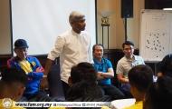 'Phù thuỷ tóc muối tiêu' xuất hiện, NHM Malaysia tuyên bố đả bại Việt Nam