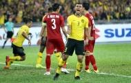 Đấu Việt Nam, 'trung vệ thép' Malaysia phấn khích vì một điều
