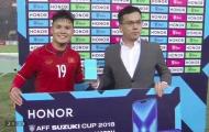 Bạn đã hiểu vì sao Quang Hải là 'cầu thủ xuất sắc nhất AFF CUP' chưa?