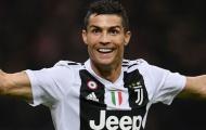 Ronaldo bất ngờ lặn mất tăm trong ngày Juve tập luyện