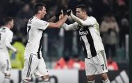 Ronaldo kiến tạo hụt, Roma vẫn phải nhận trái đắng tại Allianz