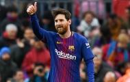 Có thể Ronaldo muốn Messi đến Ý nhưng một người thì không