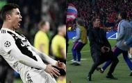'Cosplay' Simeone, CR7 có thể lãnh án phạt nặng từ UEFA
