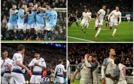 Tứ kết Champions League: Người Anh và thập kỷ chờ đợi một khoảnh khắc