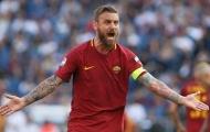 Sốc: Thủ quân AS Roma giải nghệ, làm trợ lí cho Pep Guardiola?