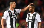 Đồng đội từng lo sợ Ronado sẽ 'phá nát' phòng thay đồ của Juventus