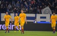 Ranieri mắc sai lầm, AS Roma gục ngã tại Paolo Mazza
